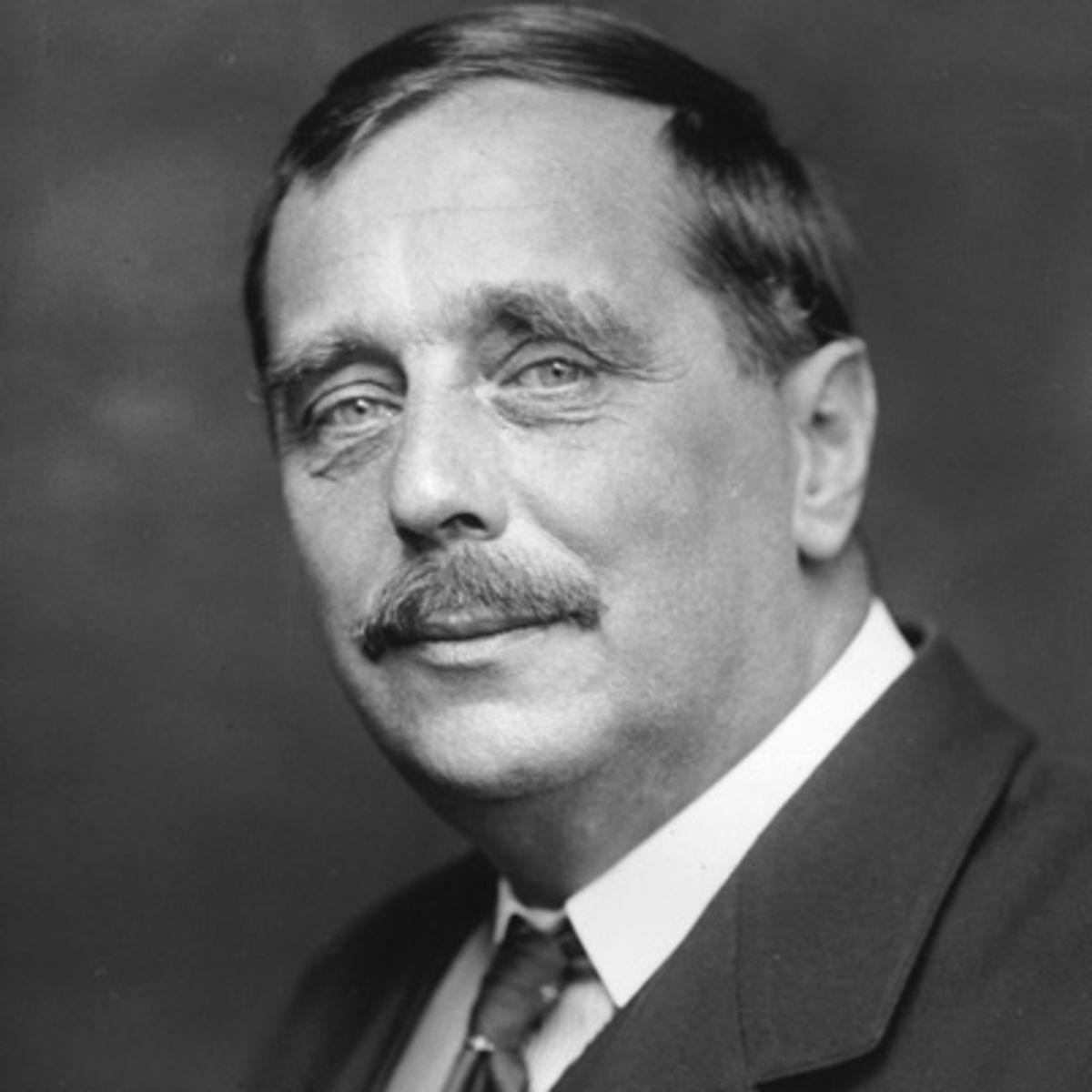 Proms Extra: H. G.Wells